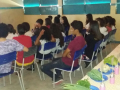 Mobilização de alunos e professores pela Saúde Ambiental