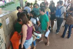 INAUGURAÇÃO DO COLETOR DE PILHAS E BATERIAS DA UNIVASF/PETROLINA