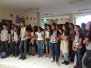 200 alunos e professores experienciam conhecimentos no EACC