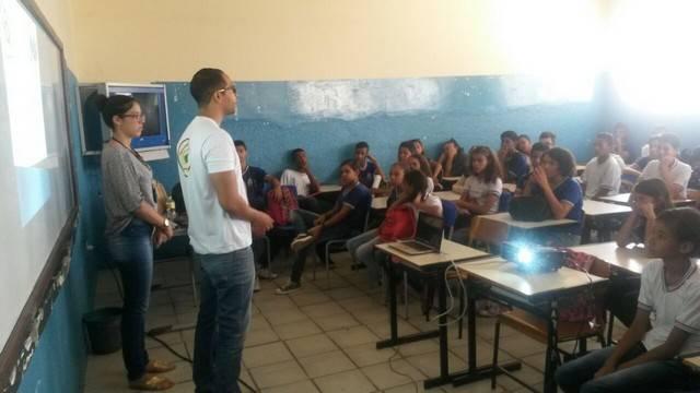 Saúde Ambiental - Vários temas. Colégio Rotary Clube. Juazeiro-BA 17-03-2016