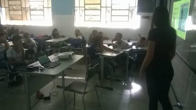 Saúde Ambiental - Higiene do corpo e do meio ambiente. Escola Antonilia de França Cardoso. Juazeiro-BA 11-03-2016