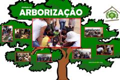 400 pessoas são mobilizadas pelo PEV para Arborização de escolas