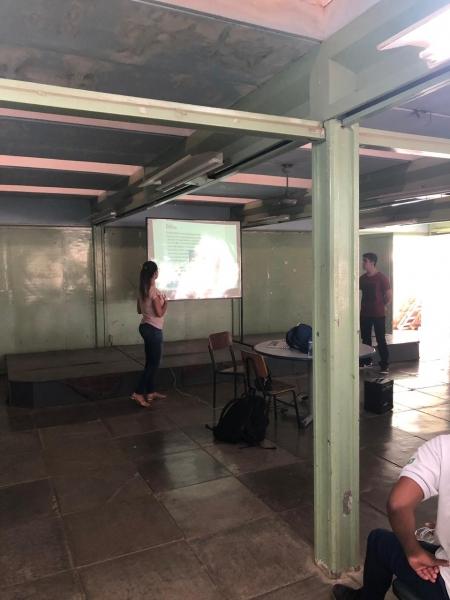 Atividades de Energias Renováveis.Colegio Democrático Estadual Professora Florentina Alves (CODEFAS). Juazeiro-BA. 20/03/2019.