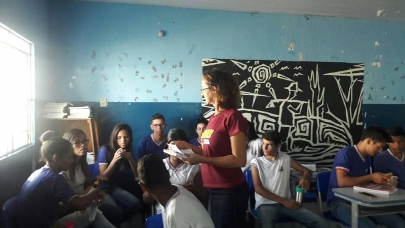 Abelhas são tema de atividades do PEV em Petrolina e Curaçá. Petrolina (19/10) / Curaçá (17/10)