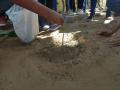 Atividade Arborização. Escola Estadual Otacílio Nunes, Escola Municipal Anézio Leão e Escola Municipal Eurídice Dourado. Petrolina-PE. 03/10/2019-22/10/2019.