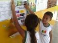 Atividade de Coleta Seletiva teve a participação de 65 alunos nos dias 27.03 e 6.04.
