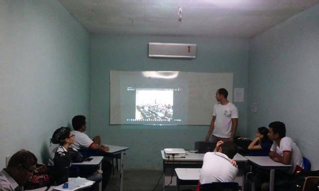 Ambientalização. Escola Rotary Clube. Juazeiro-BA. 10-06-2016