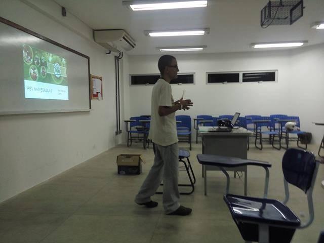 Apresentação do PEV. Universidade do Estado de Pernambuco (UPE). Petrolina-PE. 05-06-2016 (2)