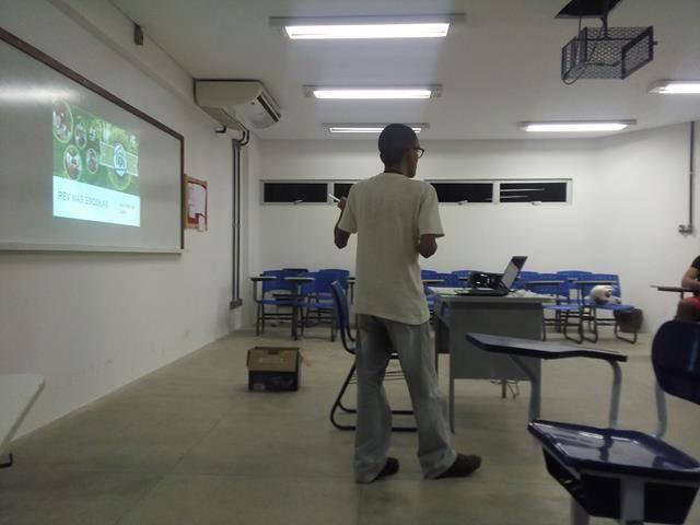 Apresentação do PEV. Universidade do Estado de Pernambuco (UPE). Petrolina-PE. 05-06-2016 (5)
