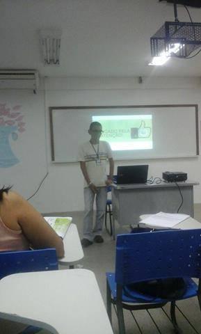 Apresentação do PEV. Universidade do Estado de Pernambuco (UPE). Petrolina-PE. 05-06-2016 (6)