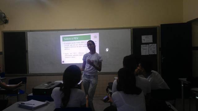 Responsabilidade socioambiental. Escola Dom Malan. Petrolina. 30-05-2016