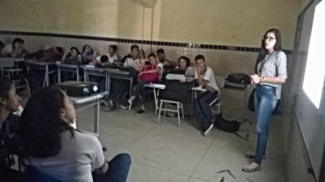 Saúde Ambiental. Escola Jornalista João Ferreira Gomes. Petrolina-PE. 01-06-2016