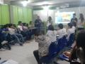 Saúde Ambiental com 150 estudantes ocorreu em 4 escolas de Petrolina (PE) e Juazeiro (BA).