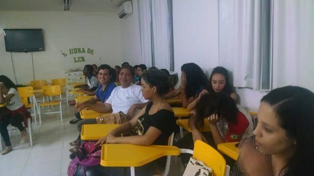 Saúde Ambiental - Prevenção de Zoonoses. Escola Paulo VI. Juazeiro-BA 29-04-2016