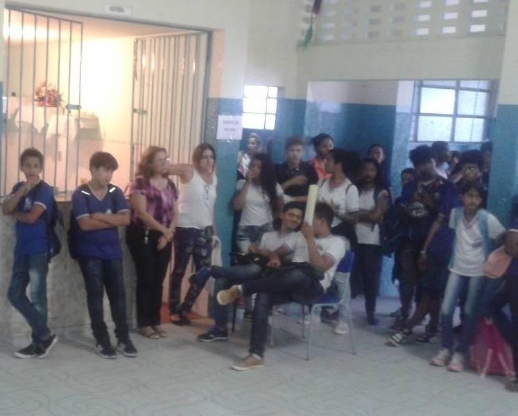 Atividades de Saúde Ambiental. Colégio Rotary Club. Juazeiro-BA. 04/05/2017.