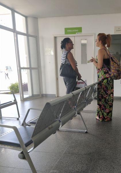 Atividade Plantas Medicinais. UNIVASF campus Petrolina-PE, Parque Municipal Josefa Coelho em Petrolina-PE. 31/01/2020, 01/02/2020.