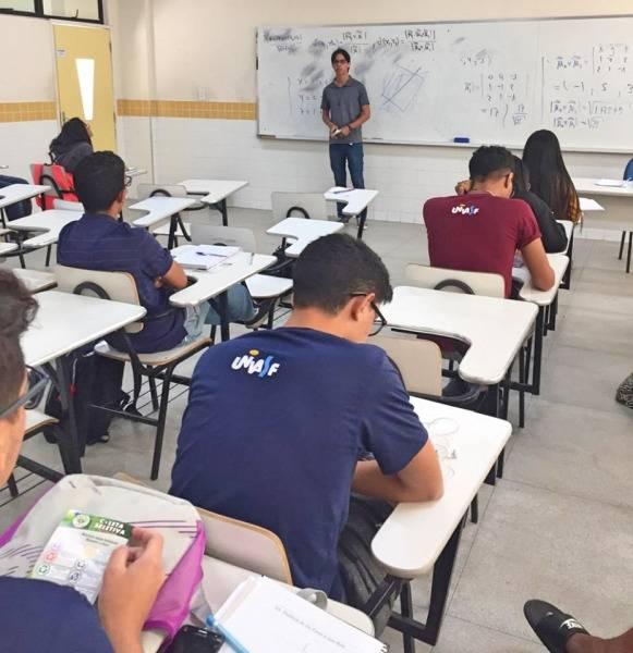 Atividade Coleta Seletiva. UNIVASF campus Juazeiro. Juazeiro-BA. 31/07/2019