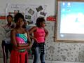 Atividade Mobilização Ambiental. Escola Municipal de Primeiro Grau de Tijuaçu. Senhor do Bonfim. 02/08/2019