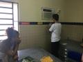 Adesivagem ocorreu em Petrolina e mobilizou 20 estudantes.