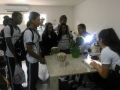 Visita técnica à Embrapa/Semiárido. Escola Jornalista João Ferreira Gomes. Petrolina-PE. 19/05/2017.