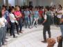 Alunos e professores visitam o EACC da UNIVASF
