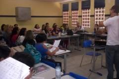 Ambientalização de escolas inicia atividades do PEV em 2016