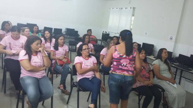 Atividades de Ambientalização. Escola José Joaquim. Petrolina-PE. 01-11-2016
