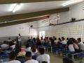 Atividade Ambientalização. Escola de Referência de Ensino Médio Doutor Pacífico Rodrigues da Luz. Petrolina-PE. 10/03/2020.
