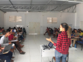 Atividade Ambientalização. Escola Família Agrícola. Sobradinho-BA. 21/072019