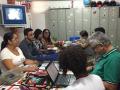Atividades de Ambientalização. Escola Américo Tanuri. Juazeiro-BA. 13/06/2017.