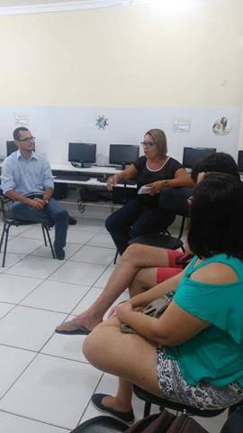 Ambientalização. Escola Joca de Sousa Oliveira. Juazeiro-BA. 27-07-2016
