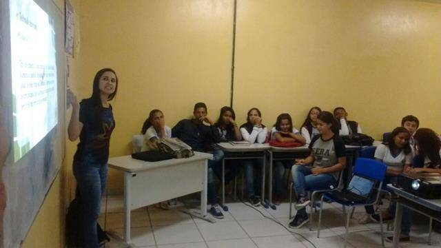 Ambientalização. Escola Pe Luiz Cassiano. Petrolina-PE. 23-08-2016