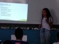 Atividades de Arborização. Escola Rotary Clube. Juazeiro-BA. 03/08/2017.
