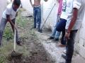 Atividade de Horta Escolar Preparação do terreno. Escola Rui Barbosa. Juazeiro-BA. 09.03.2016