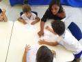 Atividade Arborização. Escola CMEI Irmã Viana. Petrolina-PE. 06/12/2019.