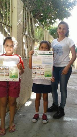 Atividades de arborização. Escola Nossa Senhora Rainha das Grotas. Juazeiro-BA. 01-04-2016 (22)