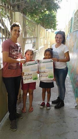 Atividades de arborização. Escola Nossa Senhora Rainha das Grotas. Juazeiro-BA. 01-04-2016 (23)