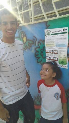 Atividades de arborização. Escola Nossa Senhora Rainha das Grotas. Juazeiro-BA. 01-04-2016 (25)