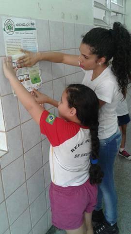 Atividades de arborização. Escola Nossa Senhora Rainha das Grotas. Juazeiro-BA. 01-04-2016 (26)