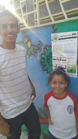 Atividades de arborização. Escola Nossa Senhora Rainha das Grotas. Juazeiro-BA. 01-04-2016 (27)