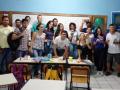Arte ambiental sensibiliza alunos e professores
