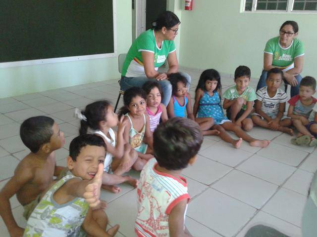 Arte ambiental. Escola Infantil Unidade de Acolhimento Marcelo Brito. Petrolina-PE. 28-07- (2)