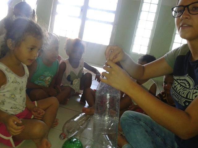 Arte ambiental. Escola Infantil Unidade de Acolhimento Marcelo Brito. Petrolina-PE. 28-07- (7)