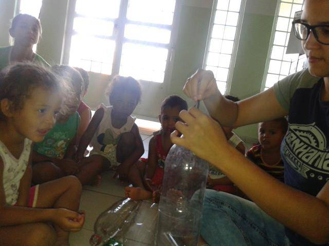 Arte ambiental. Escola Infantil Unidade de Acolhimento Marcelo Brito. Petrolina-PE. 28-07- (8)