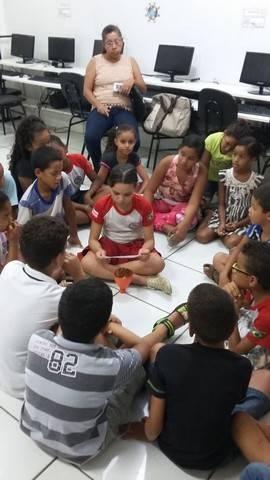 Arte Ambiental. Escola Joca de Souza. Juazeiro-BA. 22-03-2016