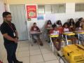 Atividade Alimentação Saudável. Escola José Padilha de Souza. Juazeiro-BA. 25/10/2019.