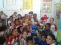 Atividade Arte Ambiental. Escola Municipal Professor Carlos da Costa Silva. Juazeiro-BA. 07/11/2019.
