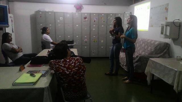 Atividades de Ambientalização. Escola Polivalente. Juazeiro-BA 26-04-2016