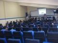 Atividade de Arborização. Colégio da Polícia Militar (CPM). Petrolina-PE. 28-03-2016