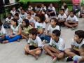 Arborização mobilizou 160 estudantes do Vale do São Francisco. Atividades foram teóricas e práticas.